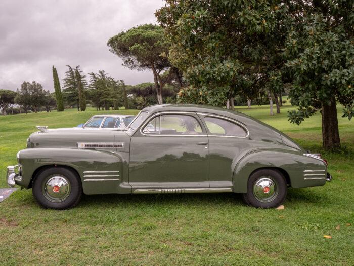 Cadillac 61 Coupè-Reb Concours 2020 @italianedacorsa