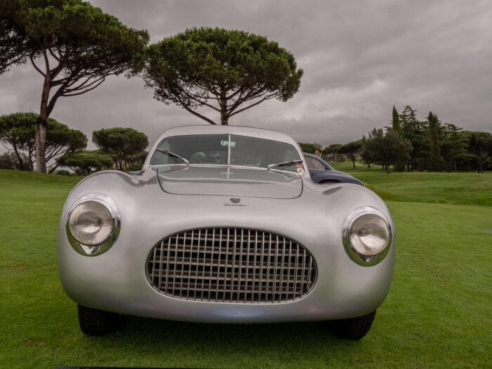 Cisitalia 202 SC Berlinetta chassis #034