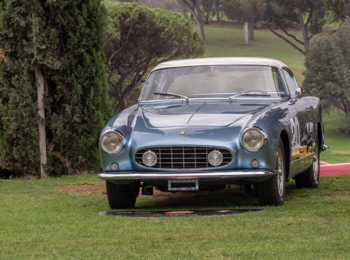 Ferrari-250-GT-Boano REB Concours 2020