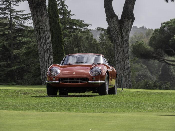 Ferrari 275 GTB Reb Concours 2020