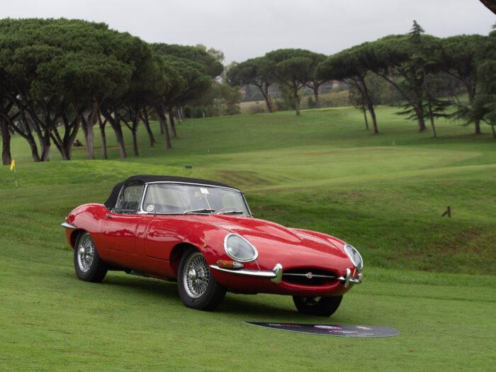 Jaguar E-Type-Reb Concours-2020-Roma @italianedacorsa