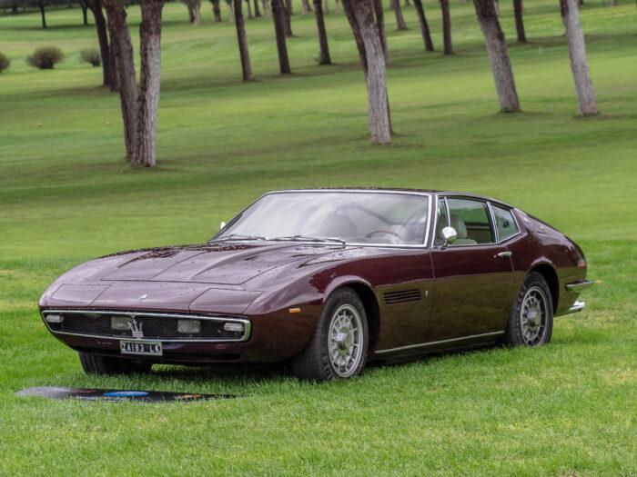 Maserati GHIBLI Coupè GHIA