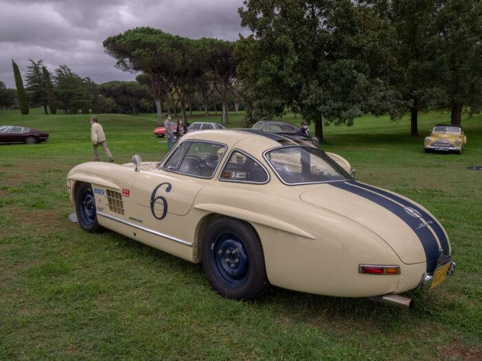 Mercedes-300-SL-Gullwing-Ali-di-Gabbiano-Reb-Concours-2020-@italianedacorsa