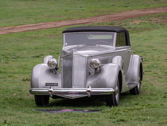 Packard SERIE 1570 V12 Roadster-Reb concours 2020 @italianedacorsa