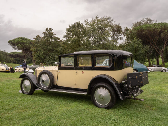 Rolls Royce PHANTOM II Reb Concours 2020