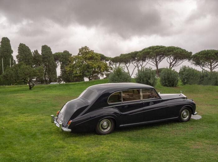 Rolls Royce PHANTOM V Reb Concours 2020 @italianedacorsa
