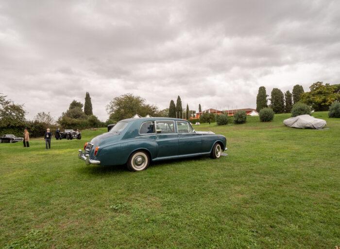 Rolls Royce PHANTOM VI Reb Concours 2020 @italianedacorsa