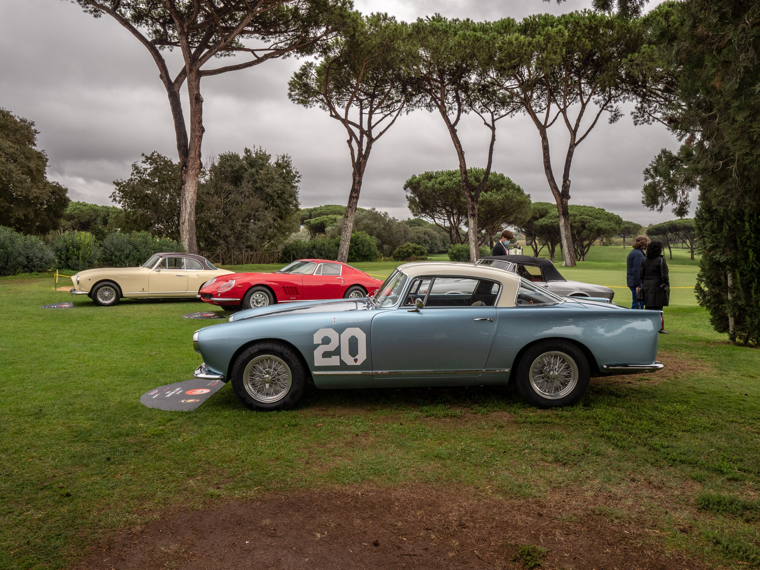 The Reb Concours 2020 Roma