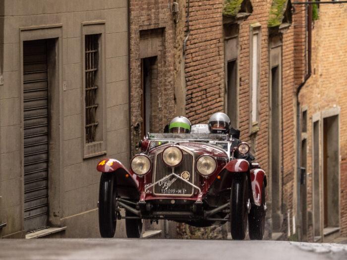 Mille Miglia 2020-Alfa Romeo 1500 6C Super Sport #italianedacorsa