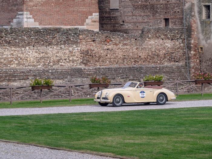 Mille Miglia 2020-Alfa Romeo 2500 SS Cabriolet #italianedacorsa