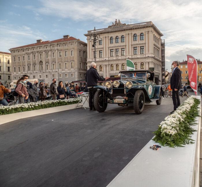 italianedacorsa-Mitteleuropa 2021 Lancia-Lambda-221-CASARO