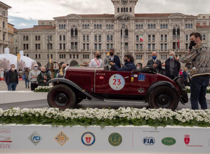 Mitteleuropean-Race-2021-Fiat-514-SPIDER
