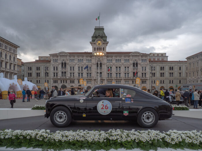 Mitteleuropean-Race-2021-Lancia-Aurelia-B20-GT