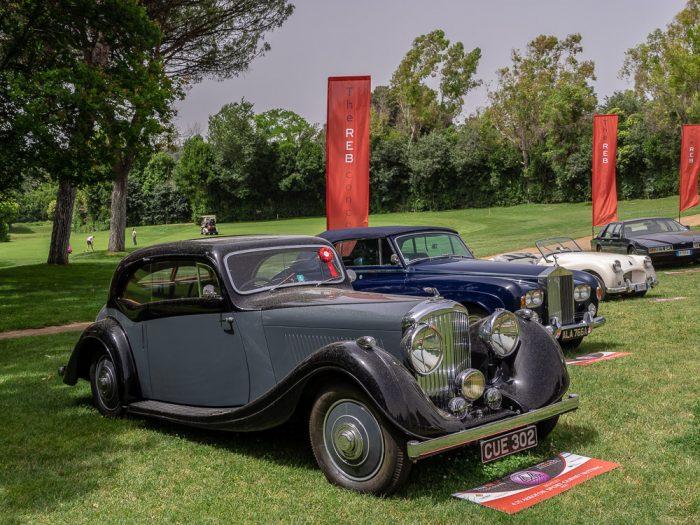 Bentley Aerofil SPORT Gurney Nutting