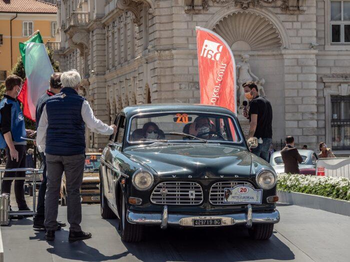 italianedacorsa-Mitteleuropenan Race 2021 VOLVO-Amazon-P121-Progetto-MITE